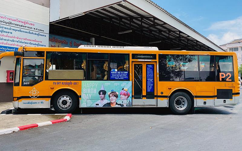 タイ プーケット ガイド 移動手段 エアポートバス