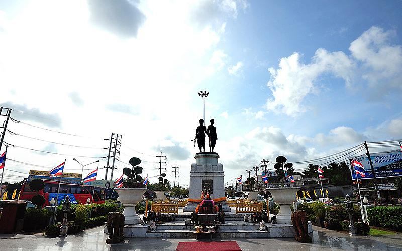タイ プーケット ガイド 観光スポット