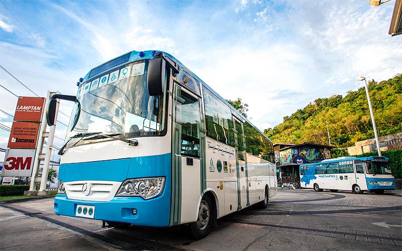 タイ プーケット ガイド 移動手段 スマートバス