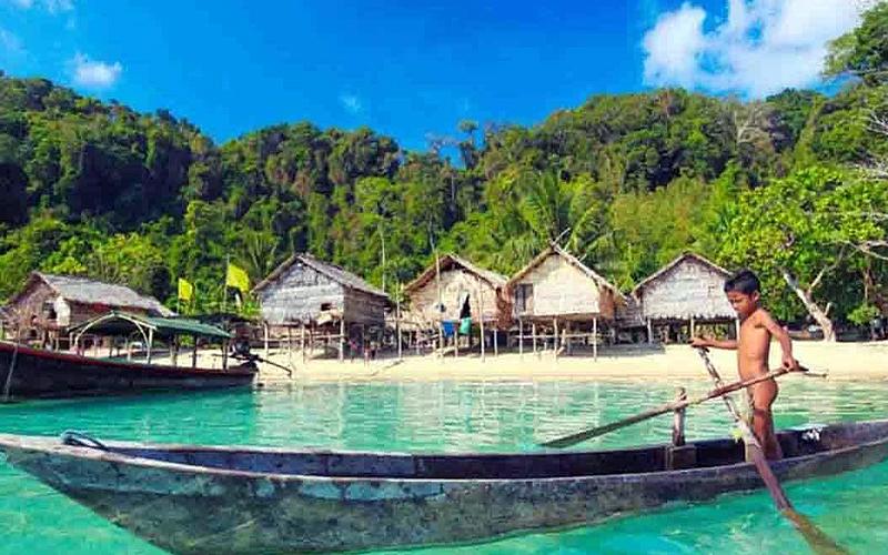 タイ プーケット シミラン ダイブクルーズ スリン諸島