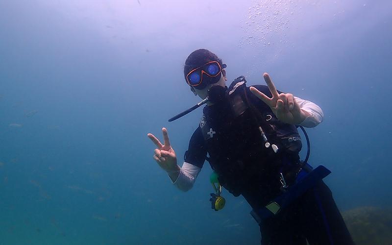 タイ プーケット 体験ダイビング お客様の声