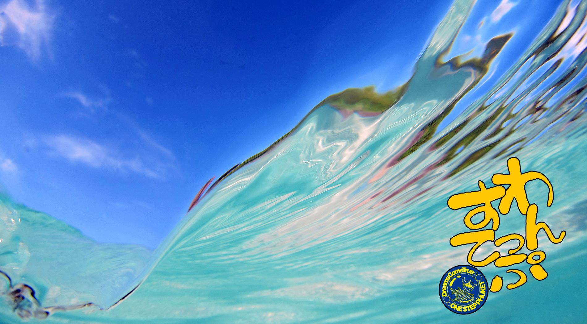 タイ プーケット ダイビング ショップ ワンステッププーケット